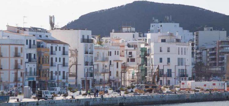 Paralització d'obres en temporada turistica al Municipi d'Eivissa a partir de l'1 de juny 2017