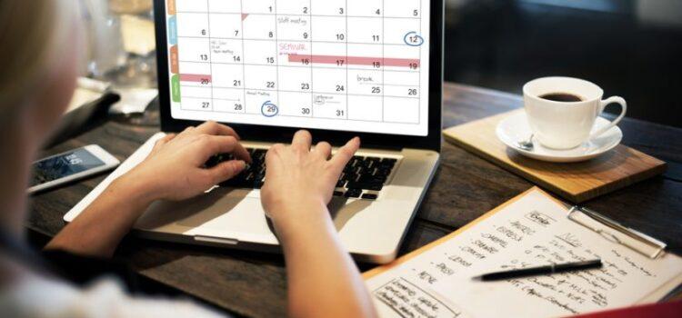 Calendario Laboral Julio 2021