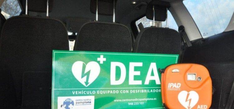 Ayudas del Consell Insular de Eivissa para los titulares de licencias municipales de taxi en la isla de Ibiza para la adquisición de desfibriladores externos semiautomáticos para sus vehículos auto-taxi (BOIB 10/7/2021)